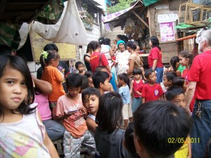 Payatas Poor People